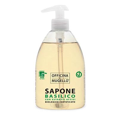 sapone-basilico