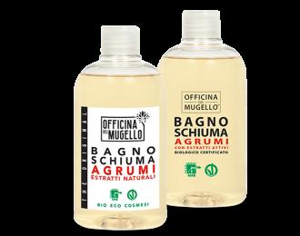 BAGNOSCHIUMA AGRUMI 500 ml