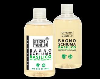 BAGNOSCHIUMA BASILICO 500 ml