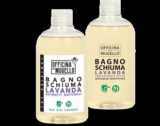BAGNOSCHIUMA LAVANDA 500 ml