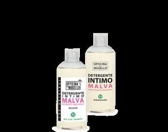 DETERGENTE INTIMO MALVA 250 ml