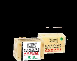SAPONE SOLIDO AGRUMI 100 g