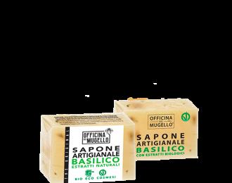 SAPONE SOLIDO BASILICO 100 g