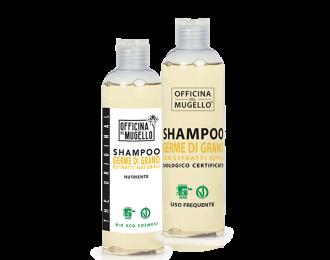 SHAMPOO GERME DI GRANO 250 ml